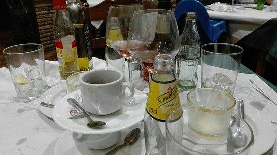 Durcal, Spanyol: Asi quedo , sin recojer