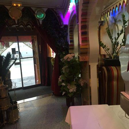 Restaurant L Oasis  Ef Bf Bd Saint Ouen