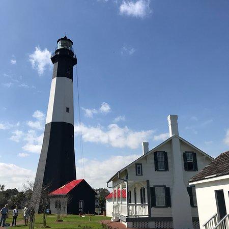 Tybee Island Lighthouse Museum: photo1.jpg