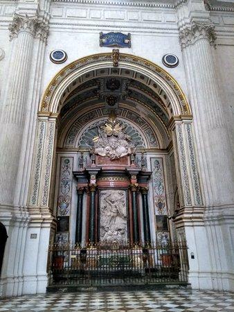 Cathedral and Royal Chapel : IMG_20180218_132508_large.jpg
