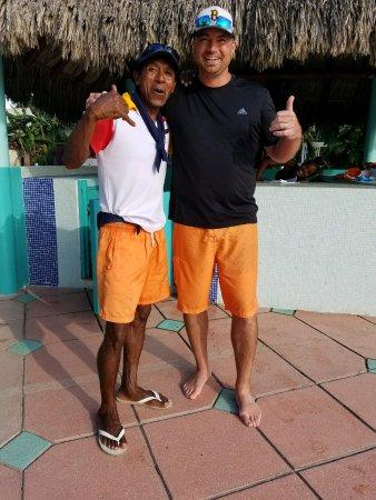 Sunscape Dorado Pacifico Ixtapa: Alejandra is the best!!