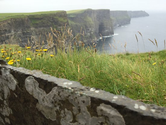 Sheedy's Country House Hotel : The Cliffs of Moher-- breathtaking!