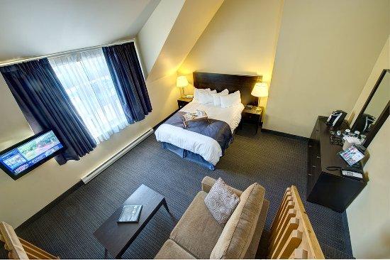 Hotel Vacances Tremblant: Standard room