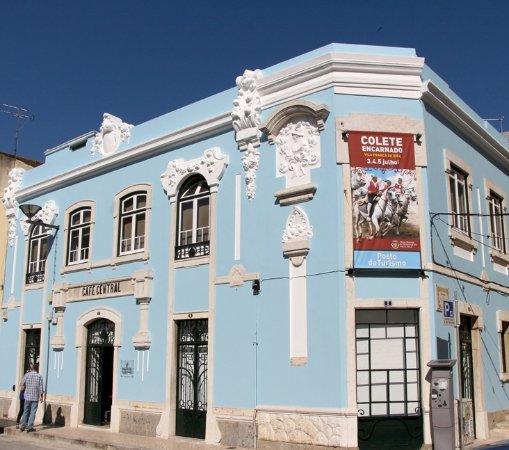 Posto de Turismo Municipal de Vila Franca de Xira