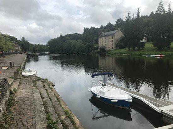 Canal de Nantes à Brest: Nantes Brest Canal.