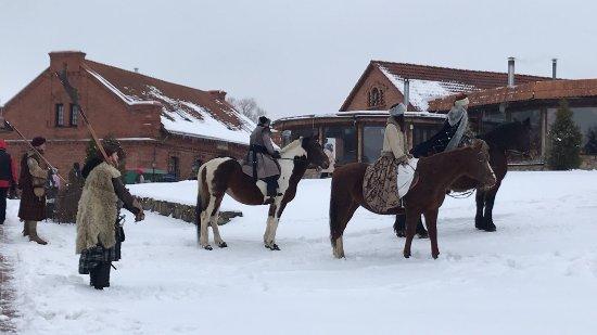 Sula, Bielorrusia: конница