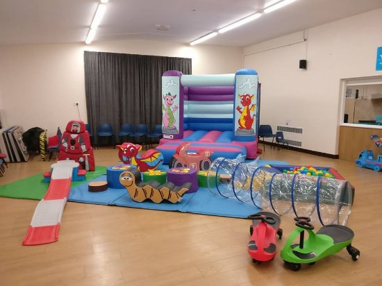 Little Dragons Soft Play Hire