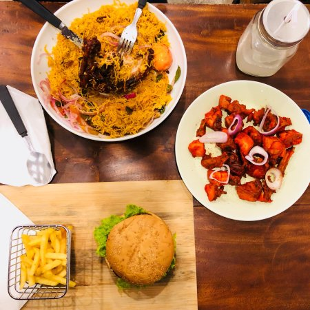 Cafe Divine Street Kandy