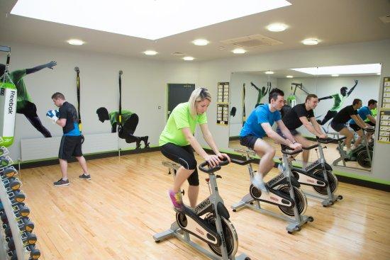 Sligo Park Hotel Leisure Centre Spinning