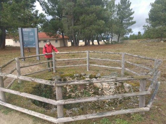 Parada de Sil, Espanha: Foxo de Cabrita