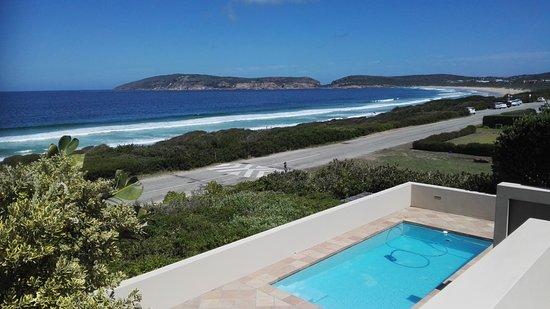 Zwembad Op Balkon : Vakantiehuis algarve carvoeiro appt met zwembad balkon