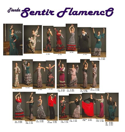38c0756a4 Tienda Sentir Flamenco  fotografía de Tienda Sentir Flamenco ...