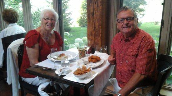 Brome, Canadá: juillet 2015,