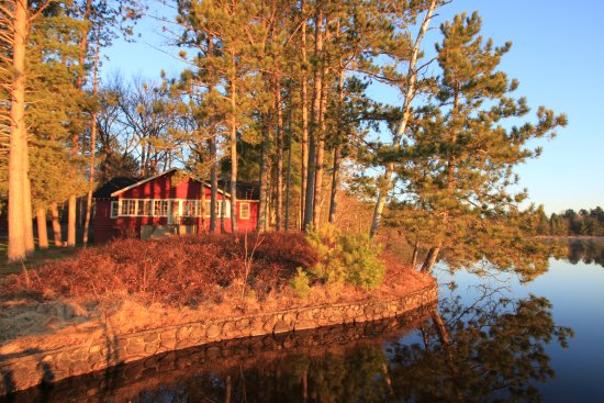 Manitowish Waters, WI: The Historic Lodge at Alderwood Resort