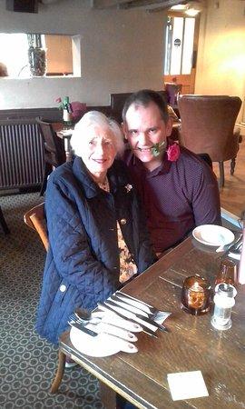 Studley, UK: Divine Dining