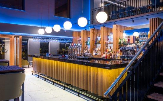 Billington, UK: Bar Area
