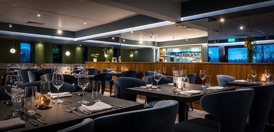 Billington, UK: Restaurant