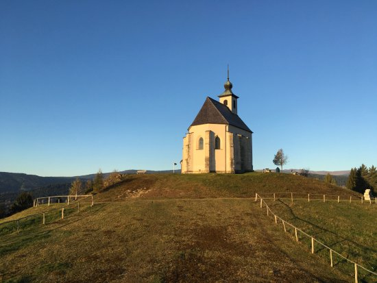 Katholische Filialkirche Hl. Wolfgang