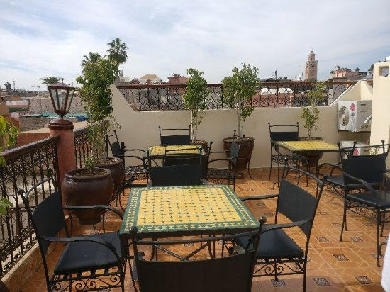 Riad Hamza : Super nice location and service