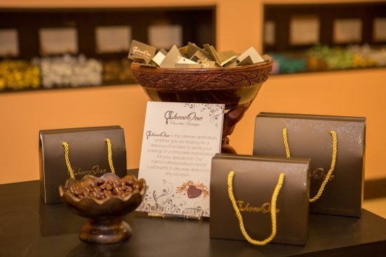 Canton, MI: ChocoOne Chocolate Boutique