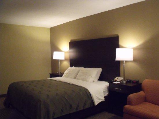 كواليتي إن: Standard Single King Room