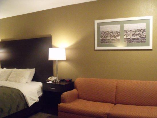 Quality Inn Winslow: Standard Single King Room