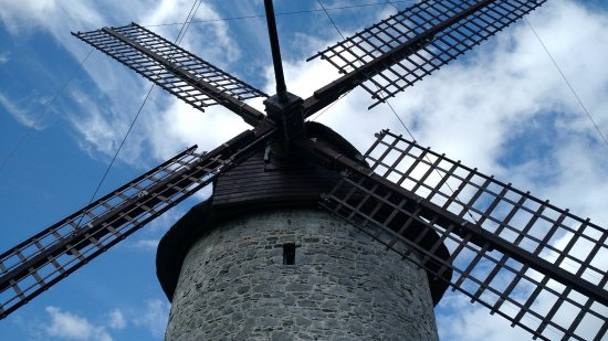 Skerries Mills: windmill