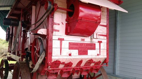 Skerries Mills: processing equipment