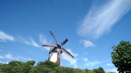 Skerries Mills: it was a gorgeous day on the day of our visit, which probably helped the experience