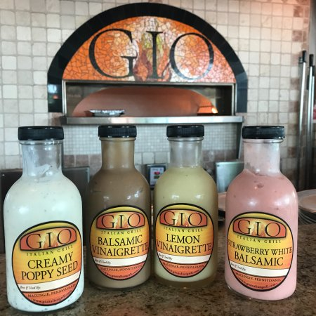 Macungie, PA: All fresh homemade salad dressings to enjoy in your home!