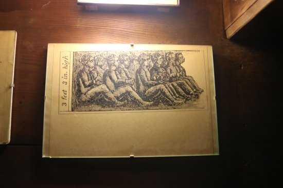 متحف كورا الهولندي: How much room they had