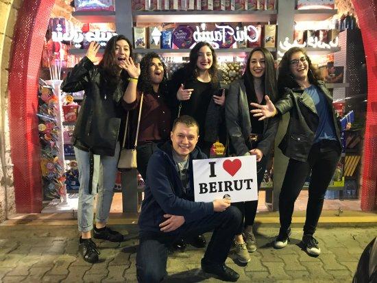 Pub Crawl Beirut