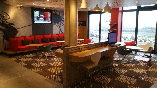 Ibis Hotel Saint Quentin en Yvelines Vélodrome: 20180214_084551_large.jpg