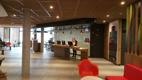 Ibis Hotel Saint Quentin en Yvelines Vélodrome: 20180214_084547_large.jpg