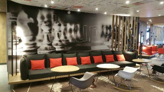 Ibis Hotel Saint Quentin en Yvelines Vélodrome: 20180214_084544_large.jpg