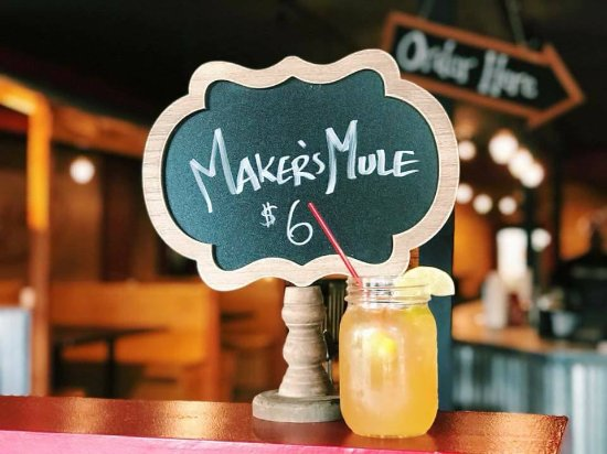 Granville, OH: Makers Mule Special