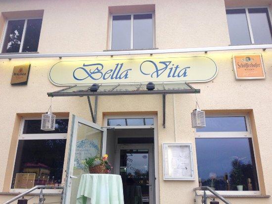 Bella vita am haveleck falkensee restaurant bewertungen for Küchen falkensee