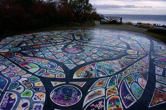 Gibsons, Canada: Roberts Creek Mandala