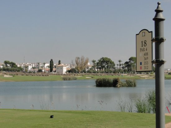 ‪Hacienda Riquelme Golf Cource‬