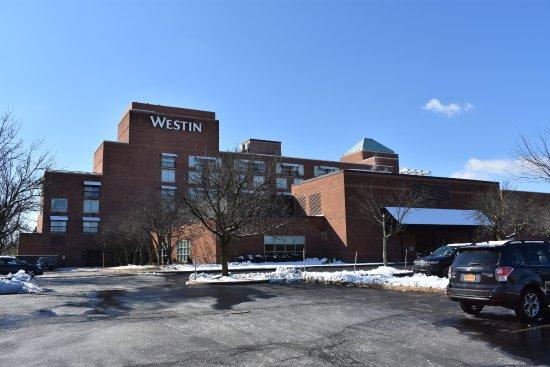 The Westin Princeton at Forrestal Village: Outside look