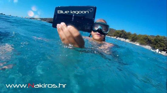 Slatine, Croazia: Blue Lagoon , Day excursion Nakiros Boat Rental