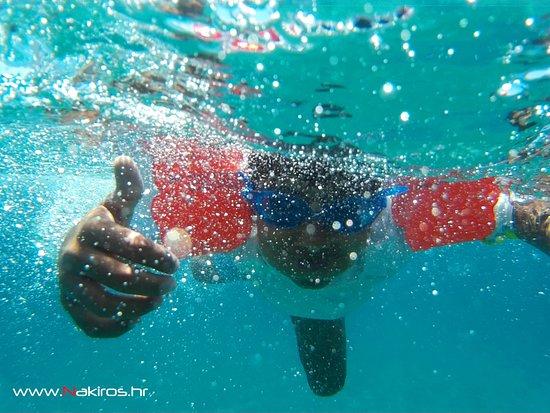 Slatine, Croazia: Hvar , hiden cove Cove , Nakiros Boat Renta Day excursiom
