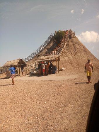 Volcan de Lodo El Totumo (Mud Volcano): vulcão totumo