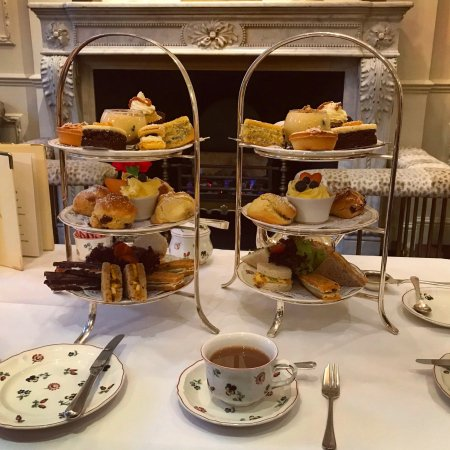 Egerton House Hotel: Afternoon Tea