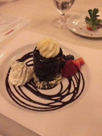 Packards at Innisbrook Resort: Valentine's Day Dessert