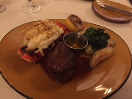 Packards at Innisbrook Resort: Valentine's Day Surf and Turf