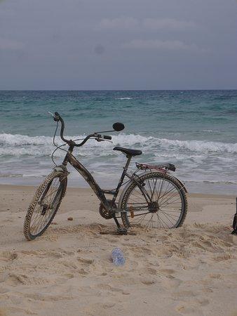 Africa Jade Thalasso: sur la plage