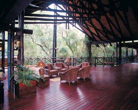 Skukuza, South Africa: This is typical of this amazing hotel.