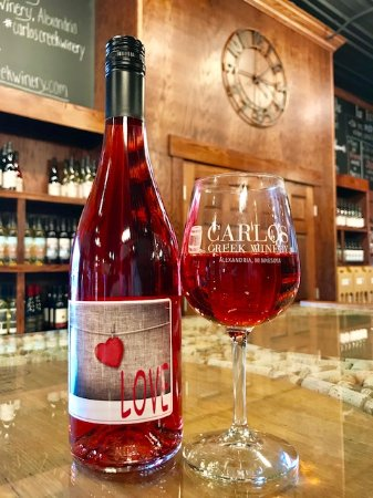 Alexandria, MN: The new White Marquette at Carlos Creek Winery