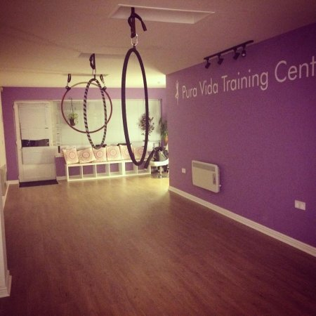 Eastleigh, UK: Pura Vida Training Centre
